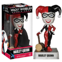 Harley Quinn Wacky Wobbler Bobble Head